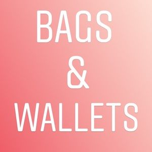 Variety of bags..